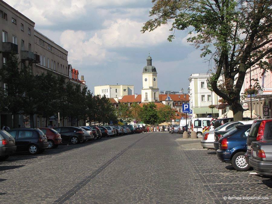 Белосток, Суражская улица