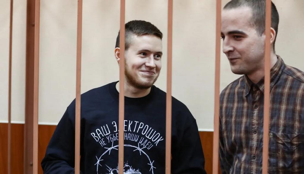 Филинков и Бояршинов