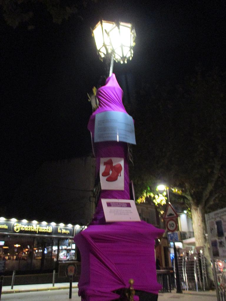 антифемицидный мемориал в Аржентоне