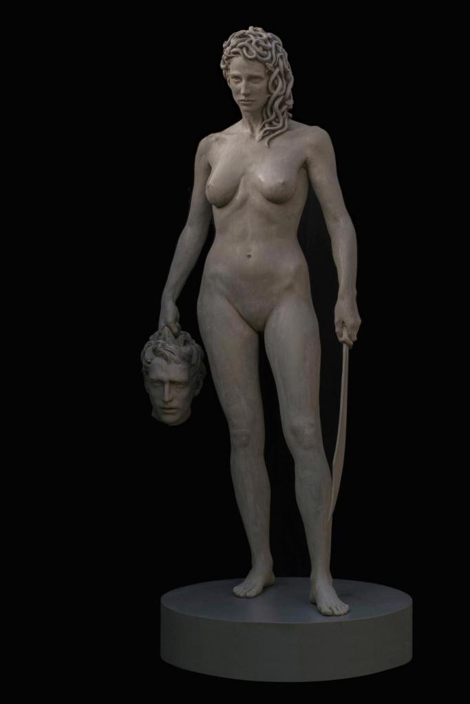 Медуза с головой Персея