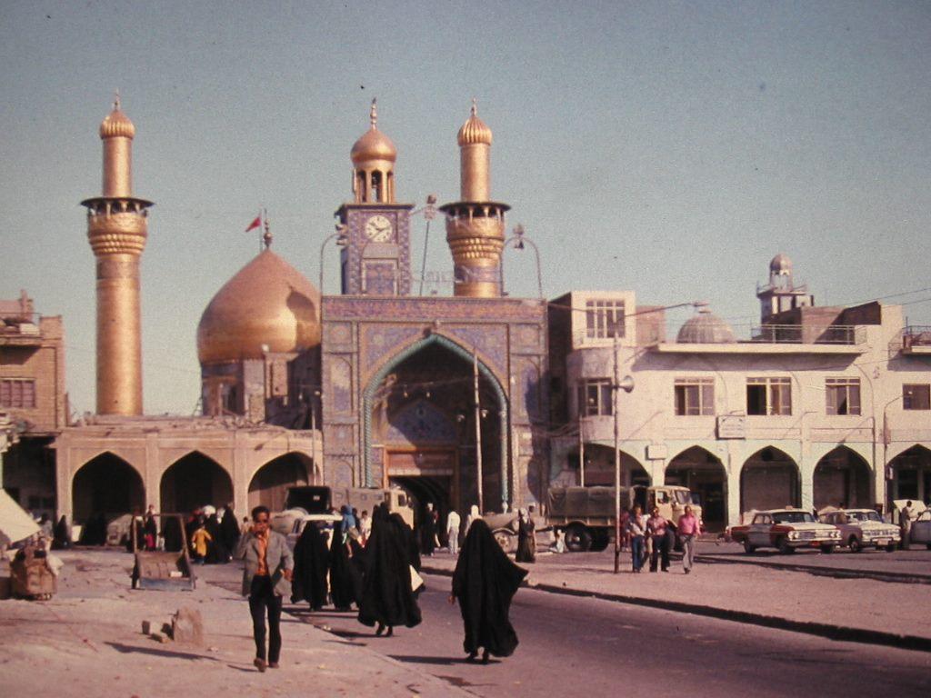 Кербела, священный город шиитов в Ираке