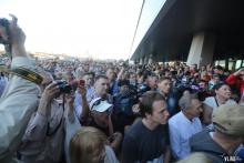 Протесты в Приморье