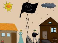 Черный флаг над сельпо: как я не уехал жить в деревню