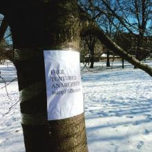 Free Tortured Anarchists: Стокгольм