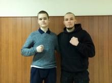 Кирилл Кузьминкин и Владислав Барабанов